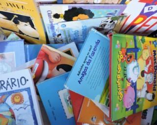 II Feira Literária de Barra do Piraí terá doação de livros infantis (Foto: Dalila Lemos / TV Rio Sul)