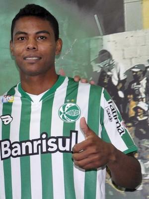 Fahel Carlinhos Juventude Série C 2016 (Foto: Arthur Dallegrave / E.C.Juventude)