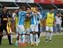 """Geninho encontra time base do Avaí e """"facilita"""" entrosamento dos jogadores"""