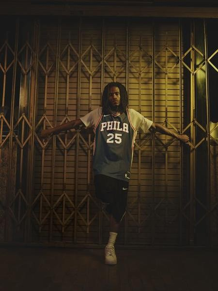 O estilo dos novos uniformes da NBA (Foto: Divulgação/Nike)