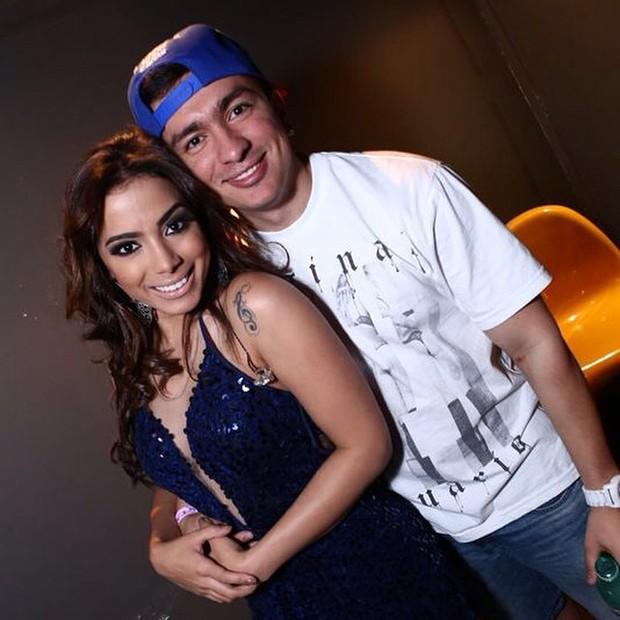 Anitta e Renan Machado (Foto: Reprodução/Instagram)
