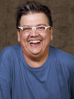 O humorista Márcio Ribeiro (Foto: Divulgação)