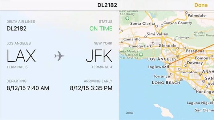 Apple vai levar rastreio de voos em tempo real para iPhones e Macs (Foto: Reprodução/Apple Insider)