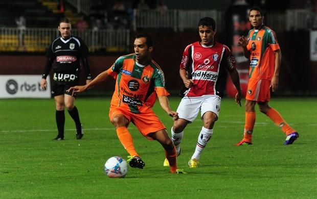 Camboriú x Figueirense Geninho Matheus Carvalho (Foto: Salmo Duarte/ Agência RBS)