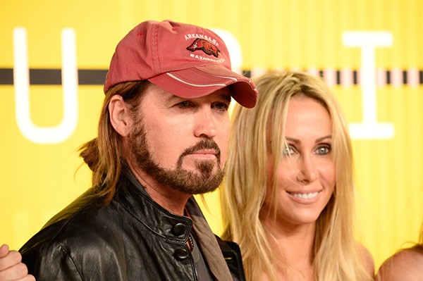 Billy Ray e Tish Cyrus (Foto: Getty Images)