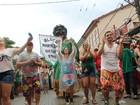 Marchinha que abre bloco da Maricota foi criada para superar dor
