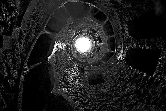 O fundo do poço (Foto: Arquivo Google)
