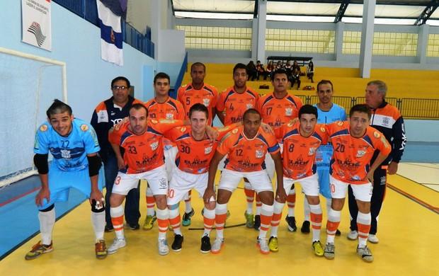 Guaratinguetá Futsal (Foto: Talita Leite/ Yoka Futsal)