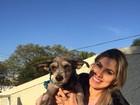 Vanessa Mesquita convida fãs para auxiliar em projeto de ativismo animal
