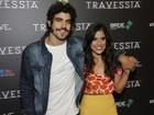 Pré-estreia de filme reúne Caio Castro, Camilla Camargo e outros famosos