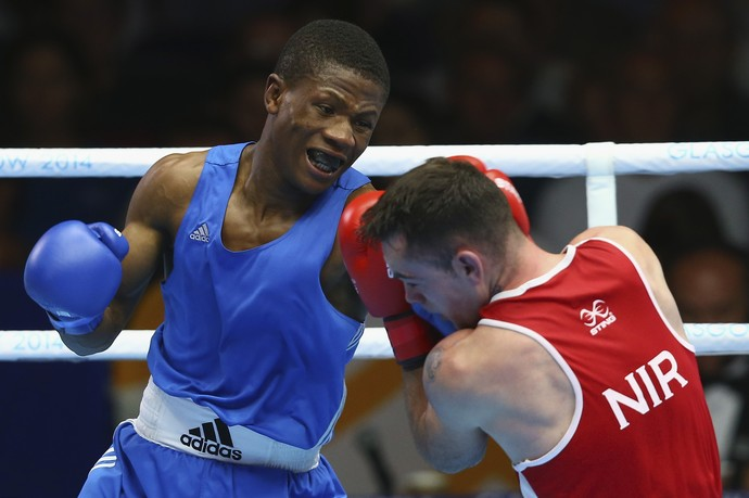jonas junes boxe namíbia (Foto: Francois Nel/Getty Images)