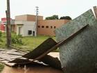 UPA é inaugurada, mas segue sem funcionar em Aparecida de Goiânia