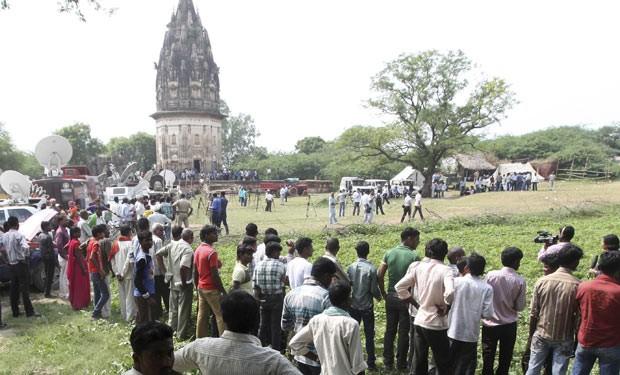 Índia procura 'tesouro' revelado a homem santo hindu em sonho (Foto: Reuters)