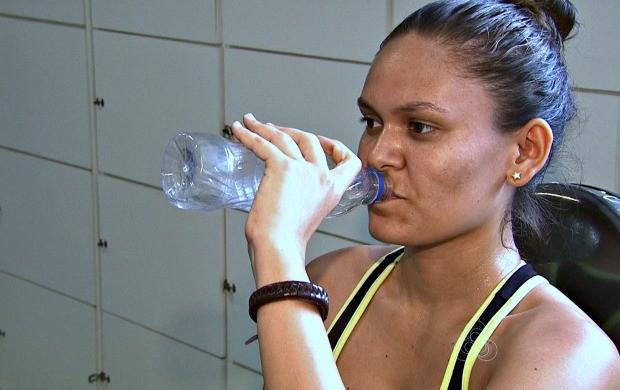 Ingestão de água é essencial para o ser humano (Foto: Bom Dia Amazônia)