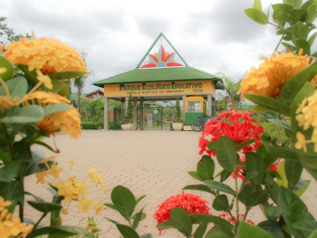 Parque Ecológico fecha na quarta-feira (10) para manutenção (Foto: Divulgação)