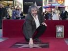 Peter Jackson 'realiza sonho' ao ganhar estrela na Calçada da Fama