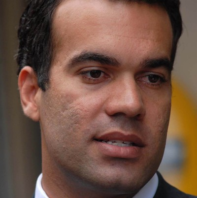 Michel Assef Filho advogado Flamengo (Foto: Mauro Pimentel / Futura Press)
