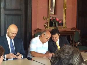 General Nilton Cerqueira considera absurda a investigação da CNV (Foto: Alba Valéria Mendonça/G1)
