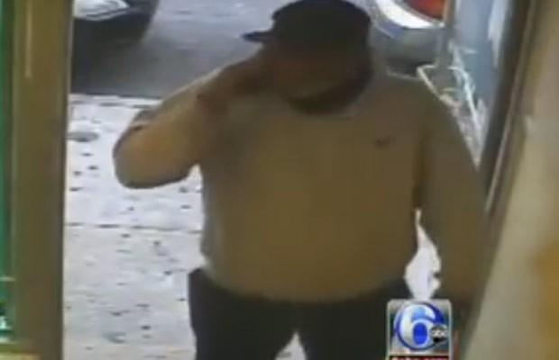 Caso ocorreu na Filadélfia, no estado da Pensilvânia (Foto: Reprodução/YouTube)