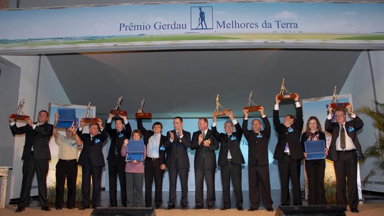 gerdau-premio (Foto: Divulgação)