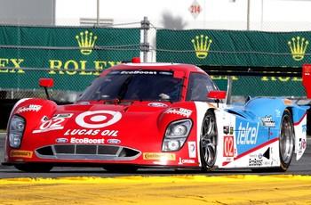 Protótipo Ganassi 24 Horas de Daytona Tony Kanaan Kyle Larson Scott Dixon Marino Franchitti (Foto: Agência Getty Images)