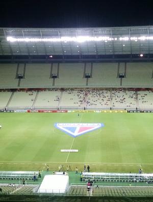 Arena Castelão, Fortaleza x River-PI (Foto: Juscelino Filho/GloboEsporte.com)