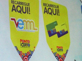 Pontos de recarga ser&#227;o sinalizados no Grande Recife (Foto: Katherine Coutinho / G1)