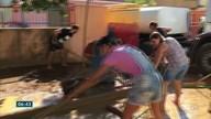 Moradores começam a voltar à rotina em Rio Novo do Sul, ES