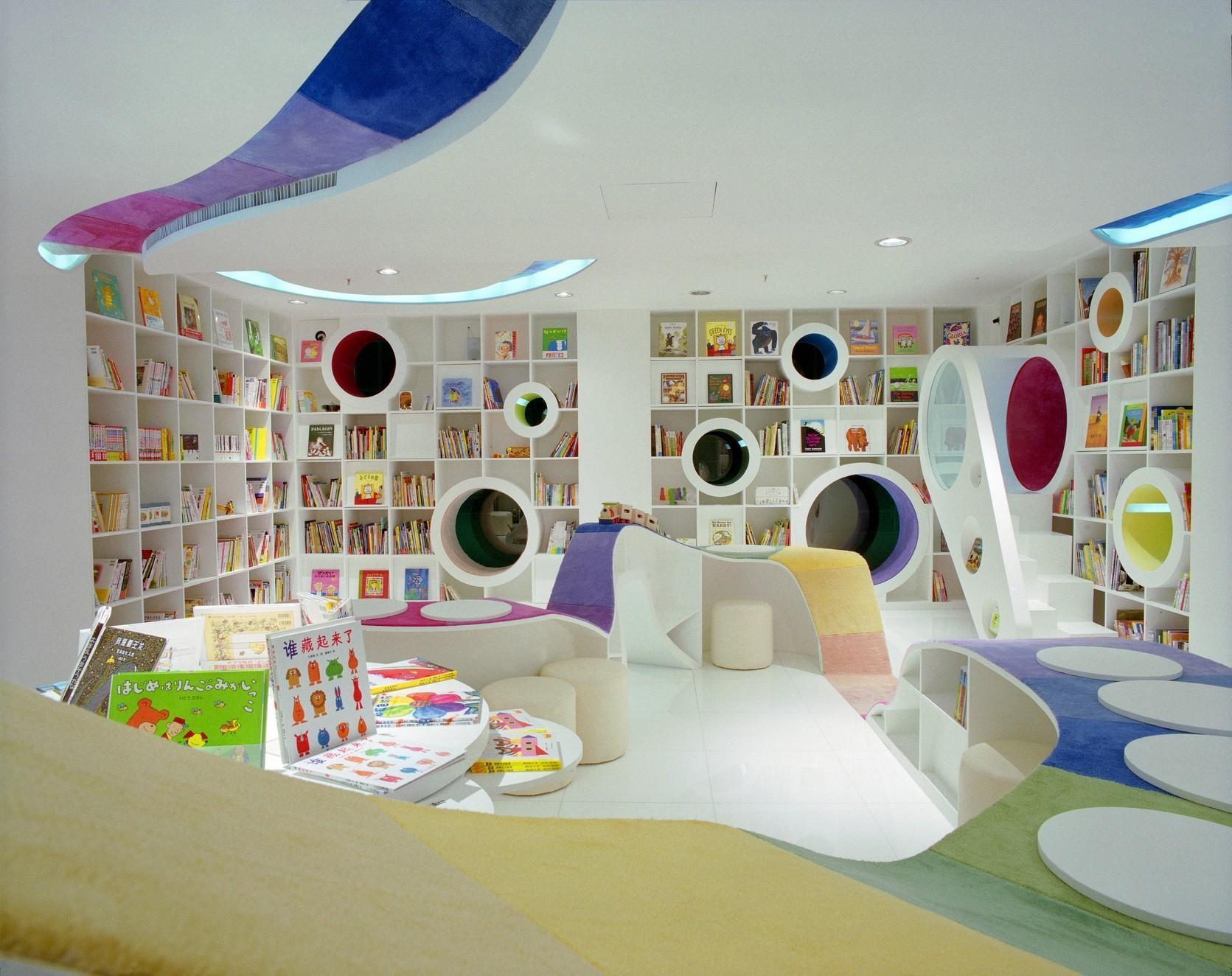 Kid's Republic - Xangai, China (Foto: Reprodução)