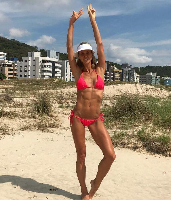 Renata Kuerten (Foto: Reprodução/ Instagram)