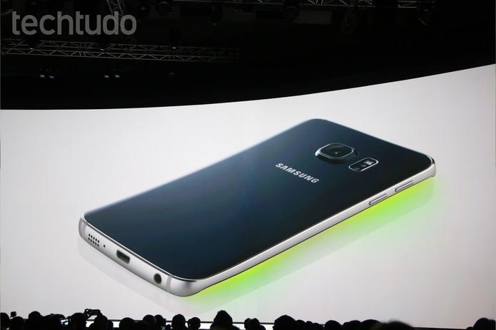 Galaxy tem ótimas câmeras para fotos e vídeos (Foto: Isadora Diaz/TechTudo)