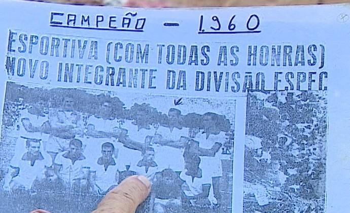 Esportiva de Guaratinguetá (Foto: Reprodução/TV Vanguarda)
