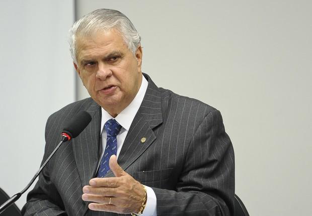 O deputado José Carlos Araújo (PSD-BA), presidente do Conselho de Ética na Câmara dos Deputados (Foto: Agência Câmara/Arquivo)