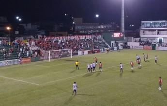 Portuguesa Santista bate o Comercial pelo Paulista da Série A-3