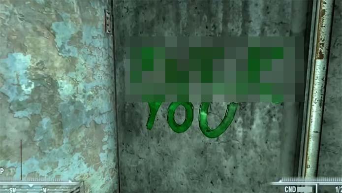 Fallout boca suja (Foto: Reprodução/TGN)