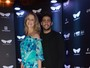 Luana Piovani exibe ótima forma em festival de cinema