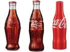 Coca-Cola lança edição limitada de garrafas históricas