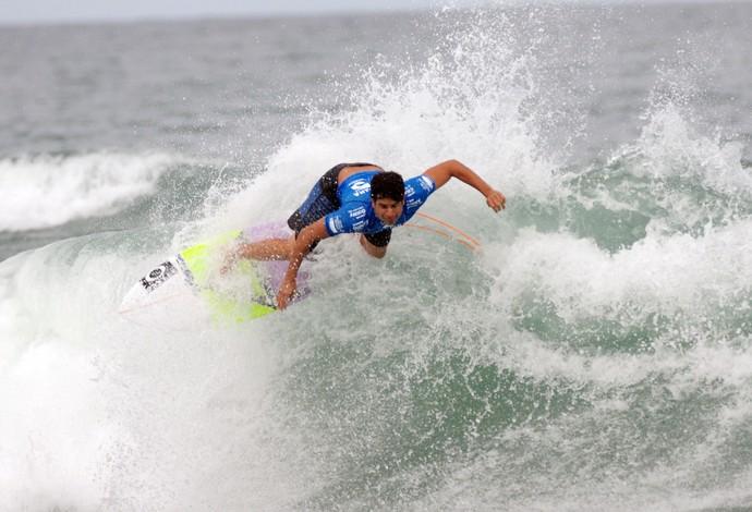 Ítalo Ferreira bate Jadson André e está na semifinal da etapa do Rio (Foto: André Durão)
