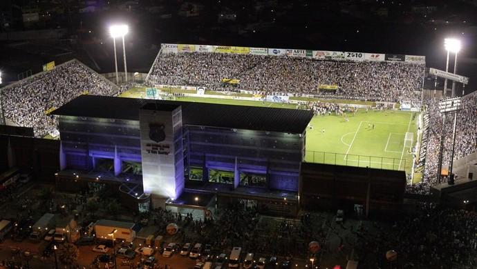 Estádio Frasqueirão - aérea (Foto: Divulgação/ABC)