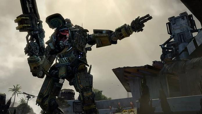 Titanfall chega ao Xbox 360 (Foto: Divulgação)