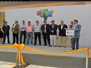 Shopping Park Lagos é inaugurado em Cabo Frio (Foto: Reprodução / Inter TV)