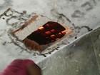 Presos abrem buraco no teto de cela e sete fogem de presídio no Piauí