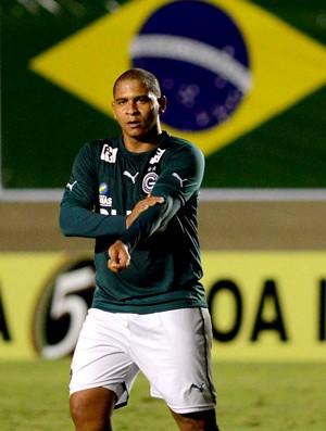 Torcida dá chance para Walter na Seleção (Foto: Carlos Costa / Agência Estado)