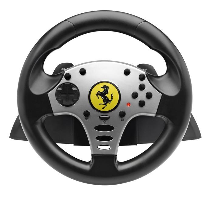 Ferrari Universal Racing Wheel 4060048 (Foto: Divulgação)