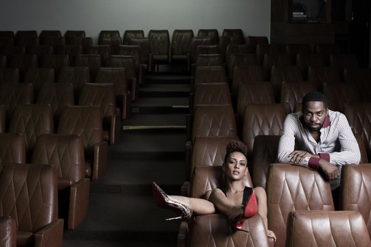 """Taís e Lázaro também vão trabalhar juntos em peça: """"Estava louca para ser dirigida pelo Lázaro já tem um tempo"""" (Foto: Jorge Bispo)"""