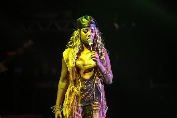 Ludmilla (Foto: Francisco Silva / AgNews)