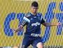Leandro Almeida cita confiança e projeta ano diferente no Palmeiras