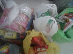 Alimentos serão distribuídos na sede do Sepe Lagos (Foto: Denise Soares/Ascom Sepe Lagos)