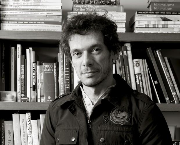 André Piva, arquiteto convidado do Lar Doce Lar (Foto: Divulgação)