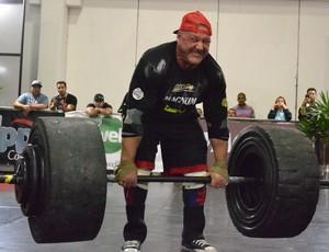 Atletas Strongman League (Foto: Thiago Fidelix)